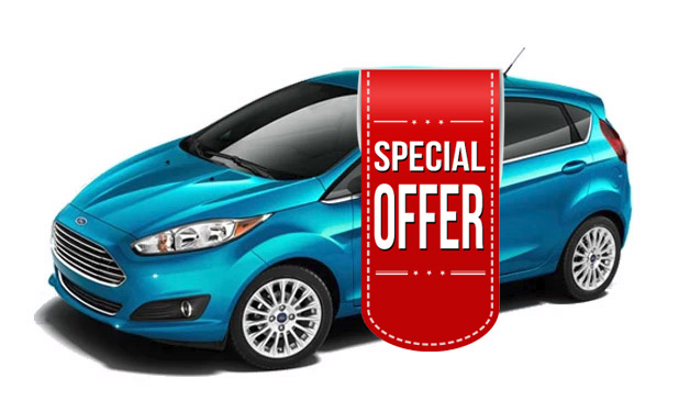 special offer car